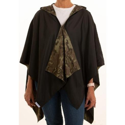 $65.00 Black & Camo RAINRAP