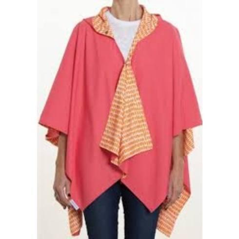 $68.00 Pink & Coral RAINRAP