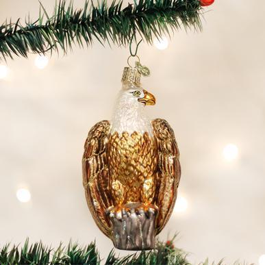 $17.99 Bald Eagle Ornament