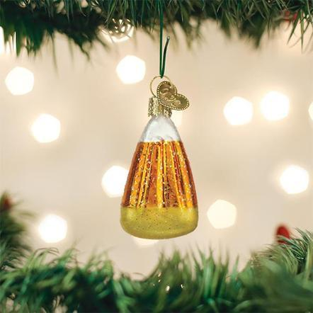 $8.99 Candy Corn Ornament