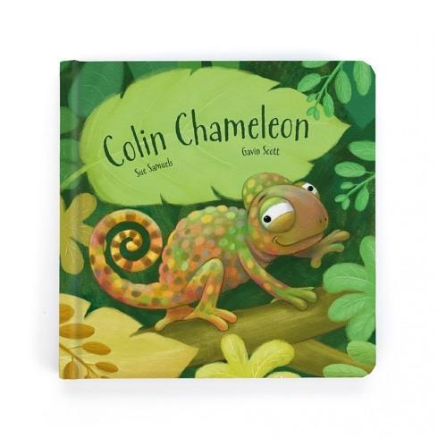 $16.00 Colin Chameleon Book