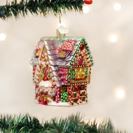 $29.99 Cupcake Cottage Ornament