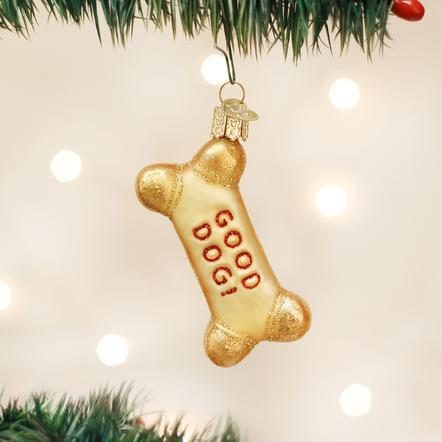 $9.99 Dog Biscuit Ornament