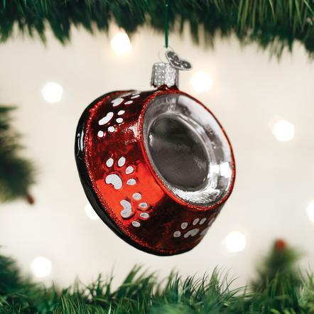 $14.99 Dog Bowl Ornament