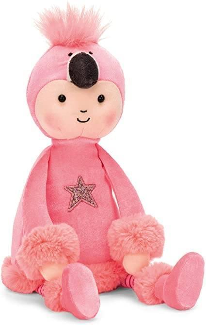 $27.00 Flamingo Flapper Doll