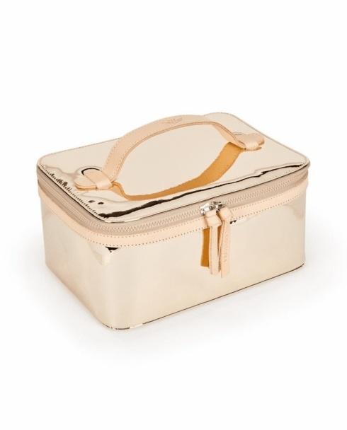 $145.00 Goldie Train Case
