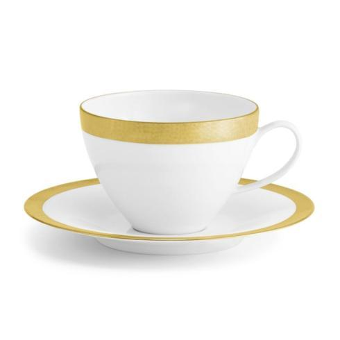 Barn White Exclusives   Goldsmith Teacup & Saucer $69.00