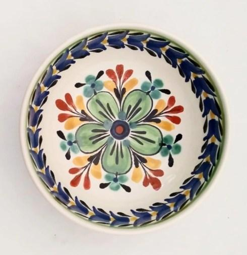 Gorky Pottery   Gorky Floral Cereal Bowl Assorted $43.00