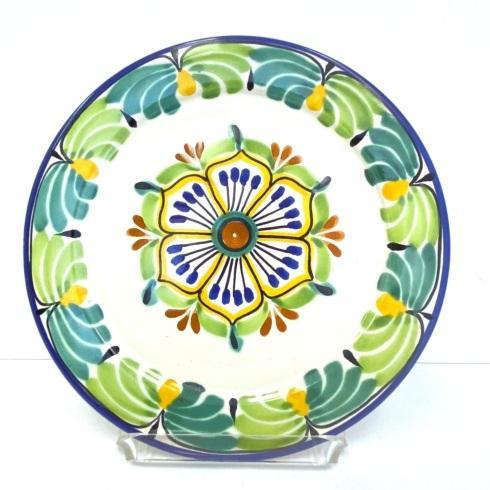 Gorky Pottery   Gorky Floral Dinner Plate Assorted $41.00