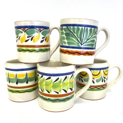 Gorky Pottery   Gorky Mugs Assorted $14.00