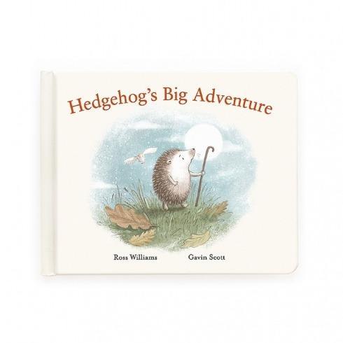 $15.00 Hedgehog\'s Big Adventure Book