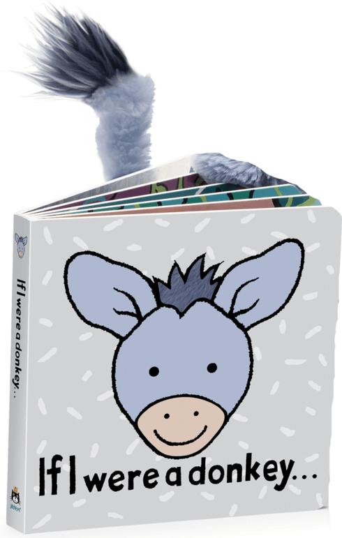 $12.50 If I Were A Donkey Book