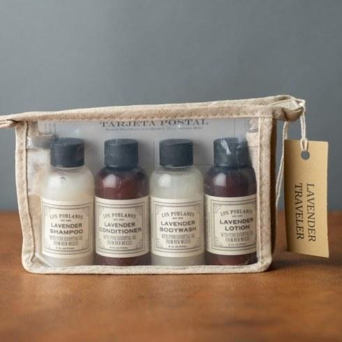 $22.00 Lavender Travel Set