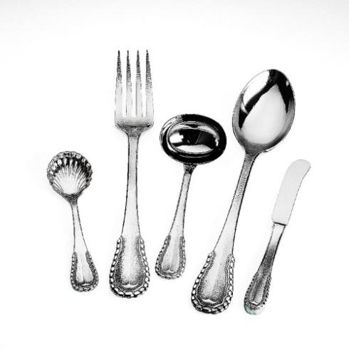 Merletto 5pc Hostess Set collection with 1 products