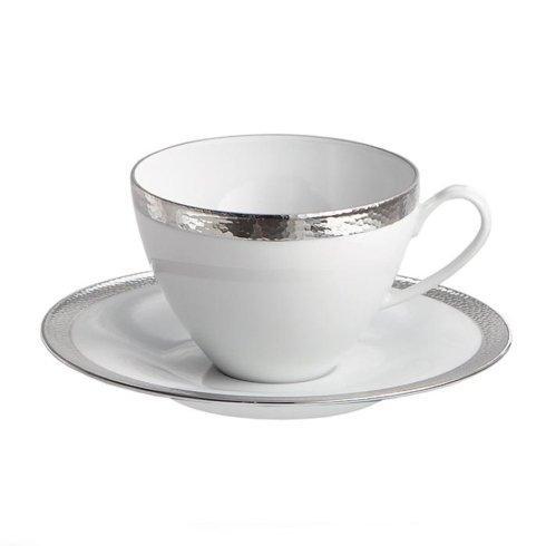 Barn White Exclusives   Michael Aram Silversmith Teacup & Saucer $70.00