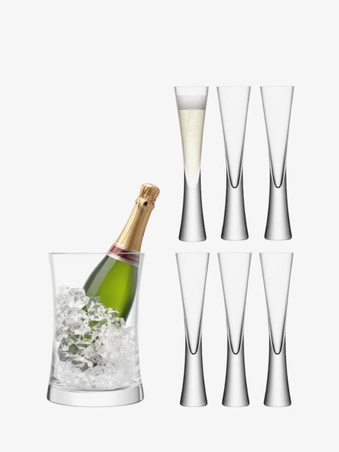 Barn White Exclusives   Moya Champagne Set $226.00