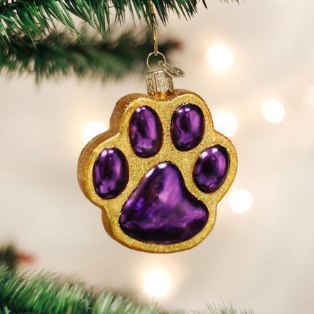 $14.99 Paw Print Ornament