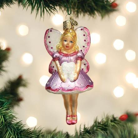 $18.99 Tooth Fairy Ornament