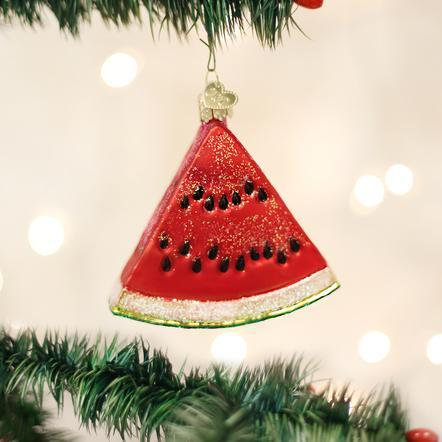$14.99 Watermelon Wedge Ornament
