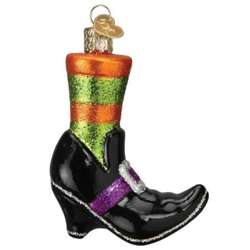 $19.99 Witches Shoe Ornament