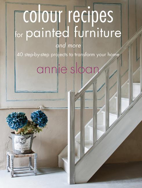 $24.95 Color Recipes for Painted Furniture