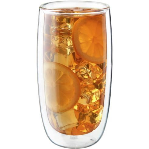 Double Wall Beverage Glasses, Set of 2