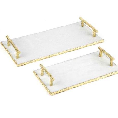 Tozai Home   Vanity Tray, Lg $125.00