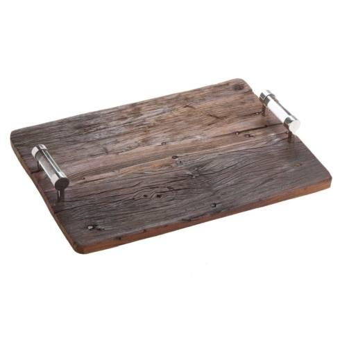 $304.00 Chalet Wood Tray
