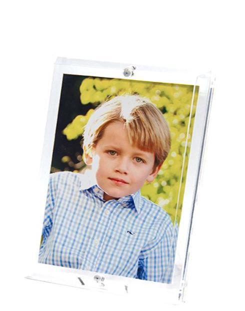 Tara Wilson Designs   Acrylic Beveled Frame 4x6 $62.00