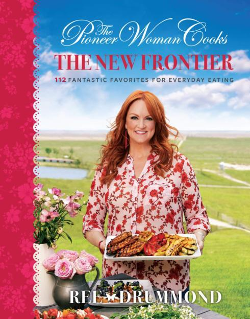 The Containery Exclusives   The Pioneer Woman New Frontier Cookbook $29.99