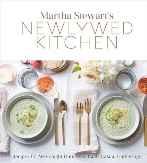 $40.00 Martha Stewart\'s Newlywed Kitchen