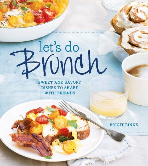 The Containery Exclusives   Let\'s Do Brunch by Brigit Binns $24.95