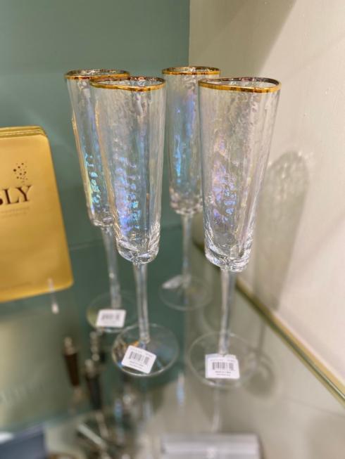 $56.00 Aperitivo Triangular Glass, Set/4