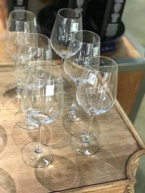 $60.00 Prédicat Burgundy White Wine Glasses (Set of 6)
