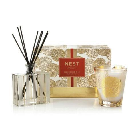 $80.00 Birchwood Pine Home Fragrance Set