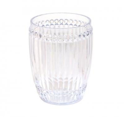 $10.00 Small Tumbler, Clear