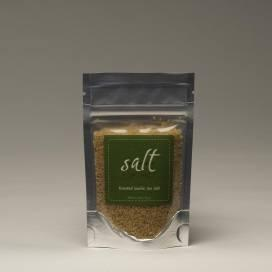 $7.95 Roasted Garlic Sea Salt