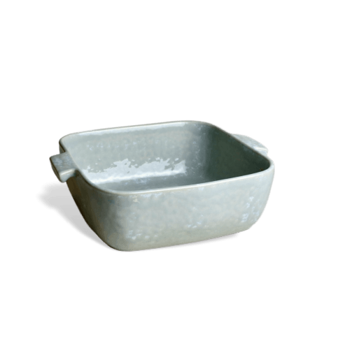 $55.00 Square Baker - Gray