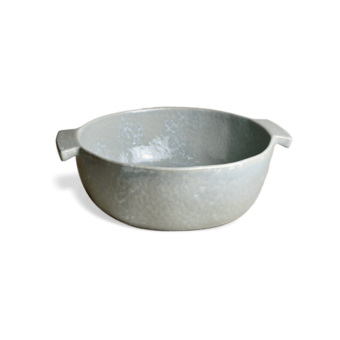$58.00 Round Baker - Gray