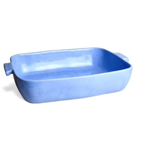 $70.00 Rectangular Baker - Blue