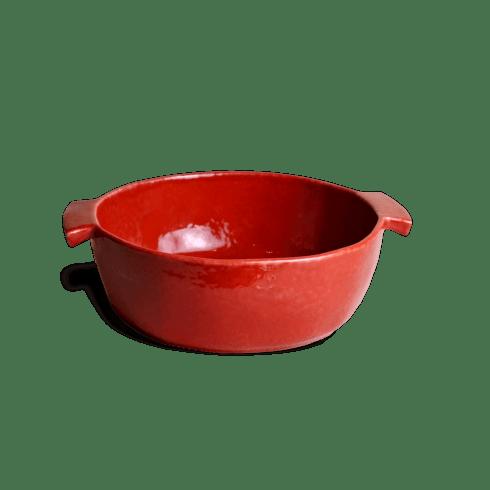 $58.00 Round Baker - Claret