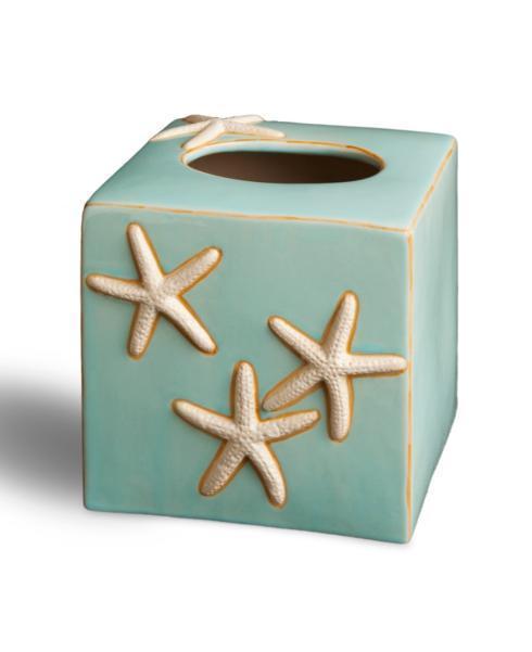 Tissue Box Cover - Ocean image