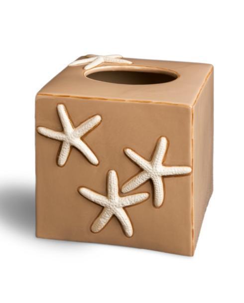$72.00 Tissue Box Cover - Sand