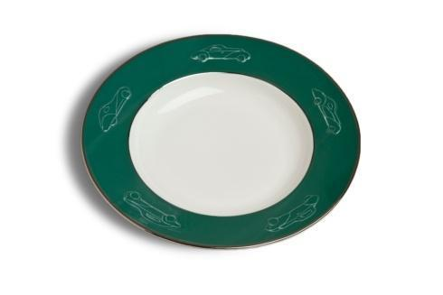 $135.00 Dinner Plate - British Racing Green (sold in boxes of 2)