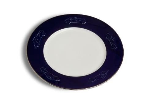 $135.00 Dinner Plate - Royal Blue (sold in boxes of 2)