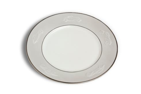 $135.00 Dinner Plate - Gray (sold in boxes of 2)