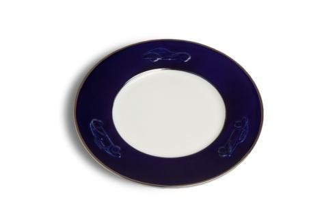 $94.50 Salad/Dessert Plate - Royal Blue (sold in boxes of 2)