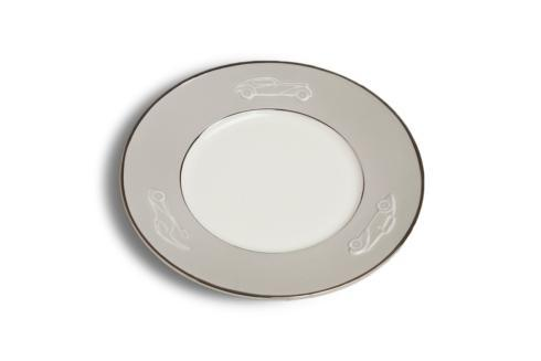 $94.50 Salad/Dessert Plate - Gray (sold in boxes of 2)