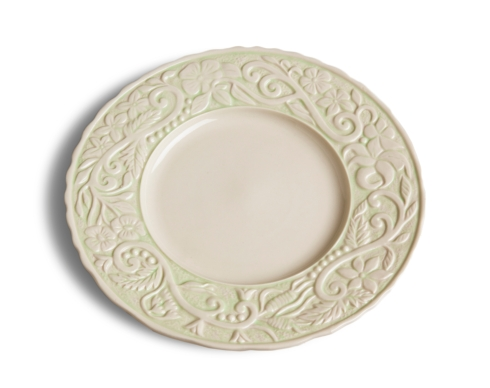 $198.00 Dinner Plate - Green (sold in boxes of 4)
