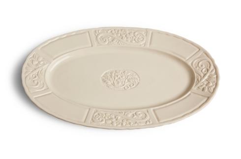 Oval Platter - Cream image